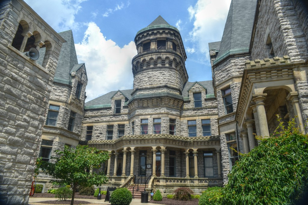 The Ohio State Reformatory | Mansfield, Ohio | Top 4 Haunted Houses to Visit in Ohio