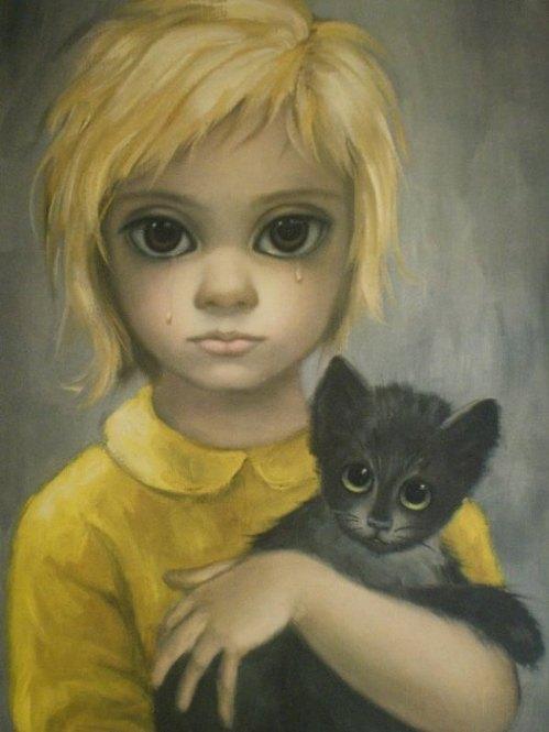 Big-Eyes-painting