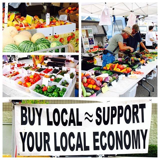 Athens Farmers Market | eating local in athens ohio