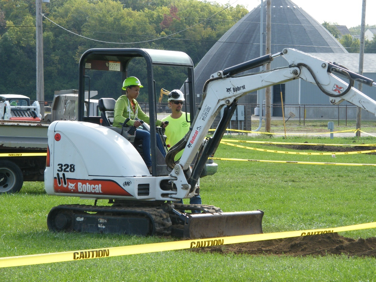 become a heavy equipment operator   hocking college
