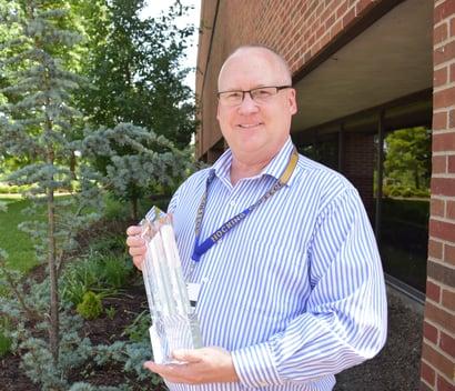 Bob Cornwell - John P. Moore Award