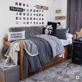 Fun Throw Pillows | 15 Ways to Decorate Your Dorm Without Breaking the Bank