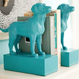 Amusing DIY Bookends | 15 Ways to Decorate Your Dorm Without Breaking the Bank