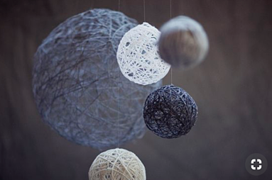 Decorative Yarn Decorations | 15 Ways to Decorate Your Dorm Without Breaking the Bank