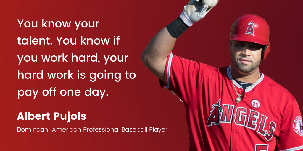 Albert Pujols | 16 Famous Celebrities Who Attended Community College