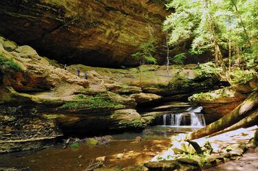 Hocking Hills | Feeling Stressed? Park Prescriptions Are The Latest Trend in Medicine