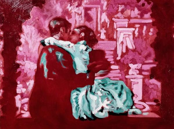 Whitney Goller art
