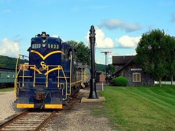 spring break-scenic railway