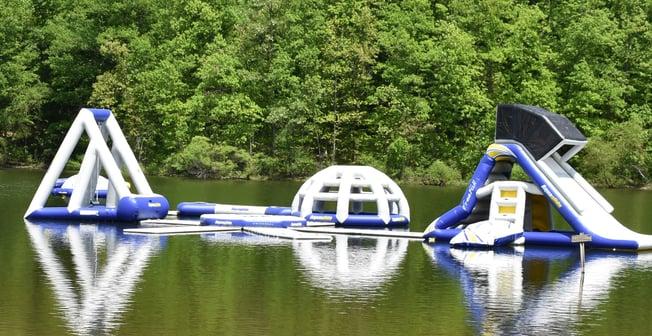 lake snowden waterpark