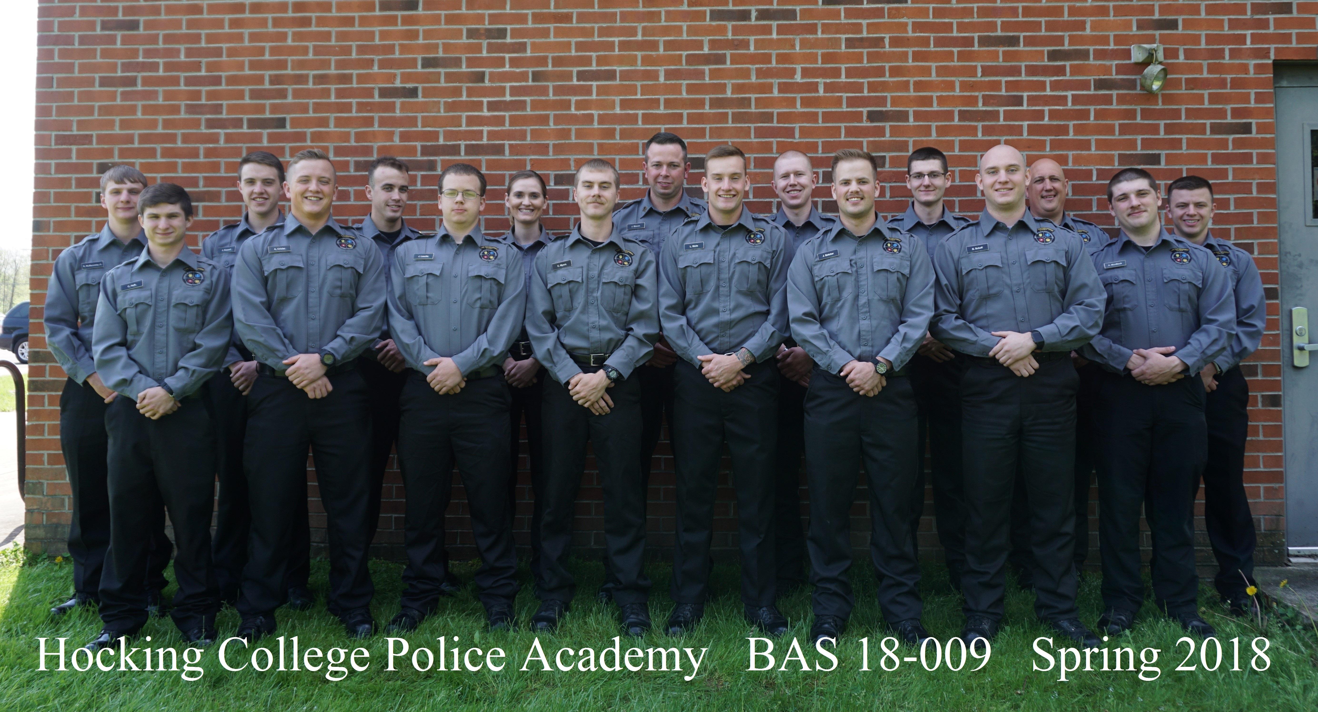 Police Academy 18-009 Final