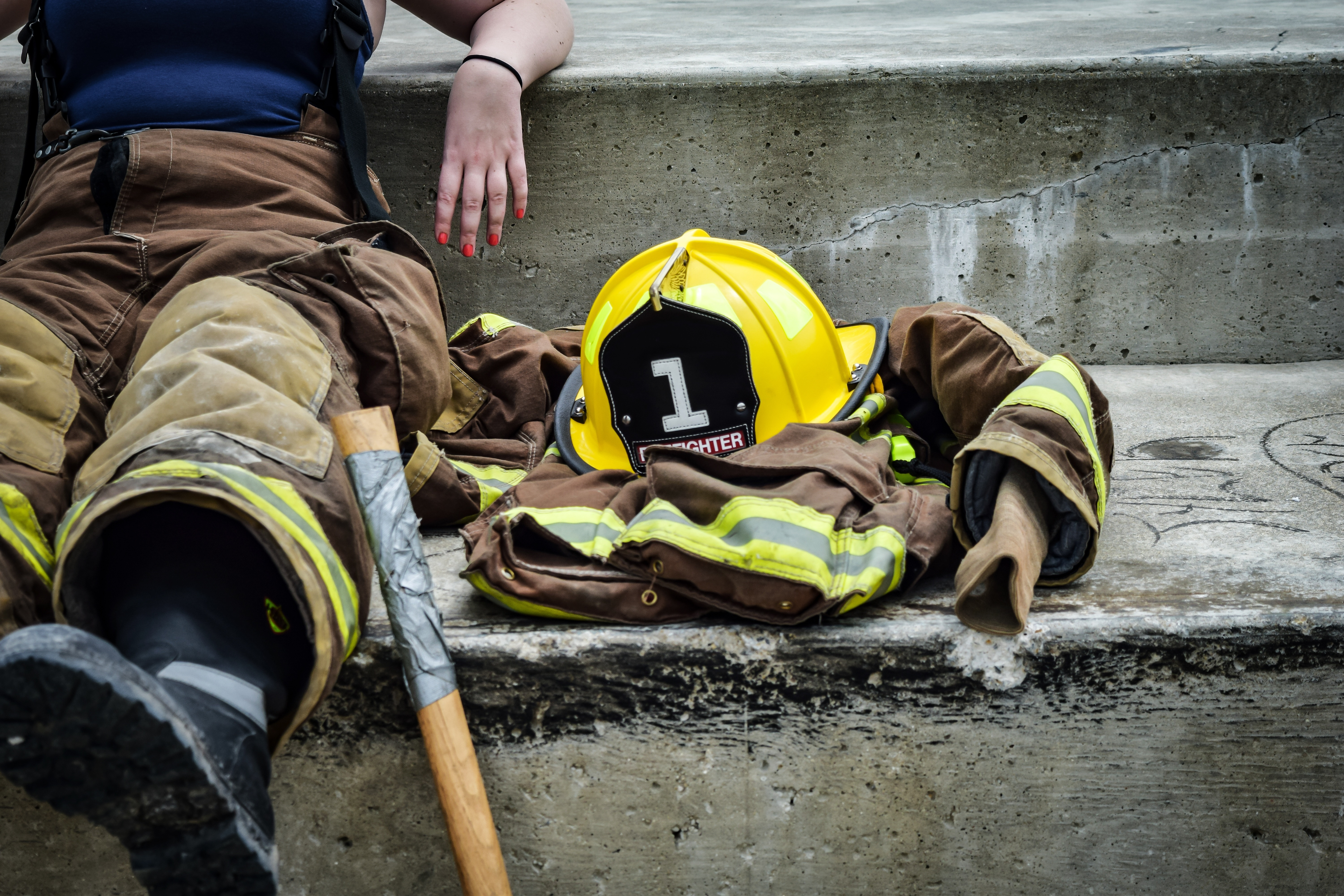 hot to become a firefighter | how to become a firefighter in ohio