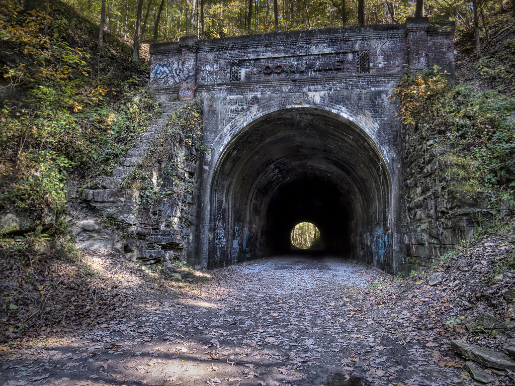 Moonville Tunnel | Three Places You HAVE to Check Out Near Hocking College