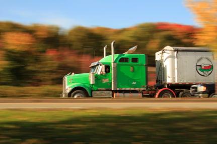 semi truck-2