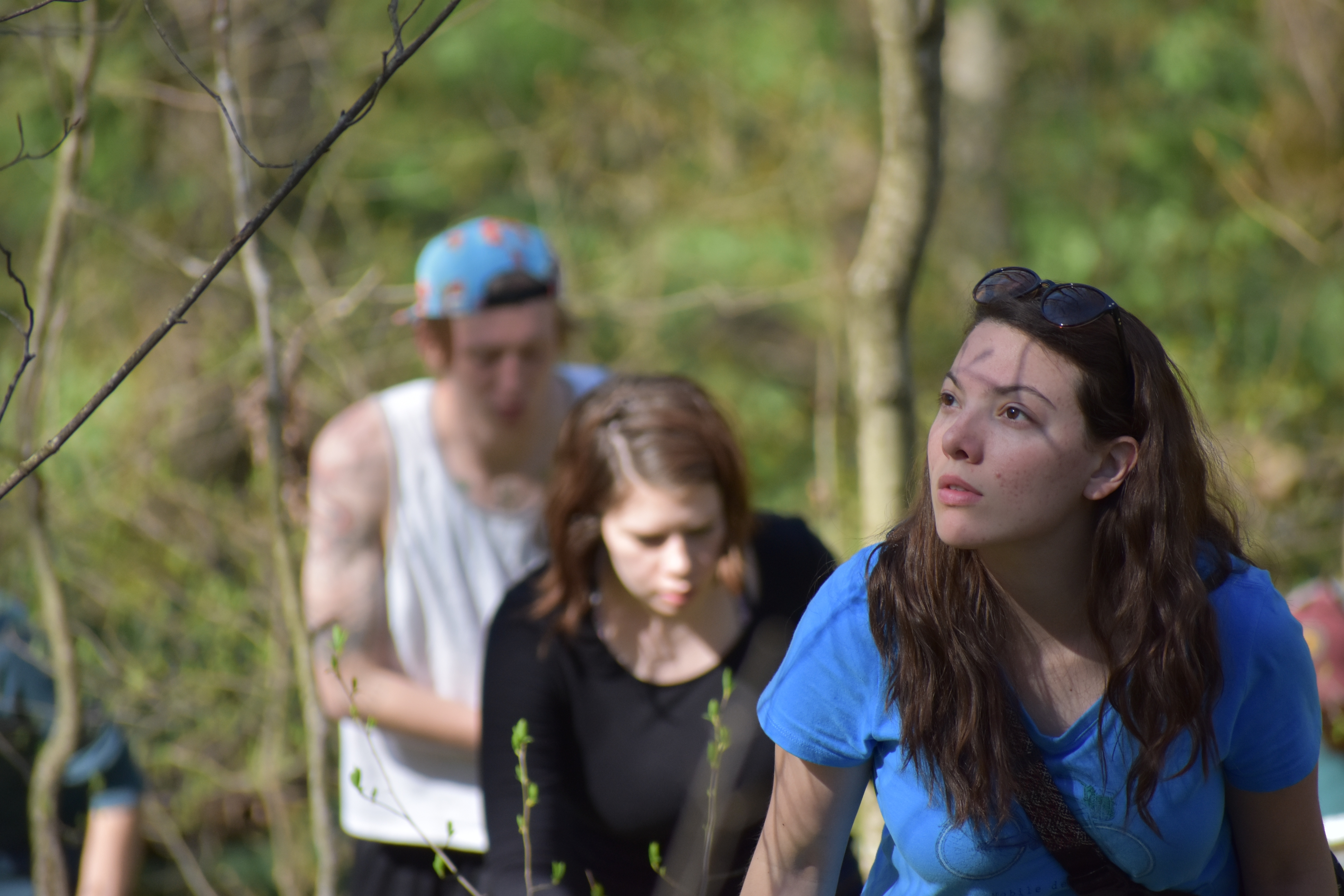 EcoTourism and Adventure Leadership Students on Nature Hike | Feeling Stressed? Park Prescriptions Are The Latest Trend in Medicine