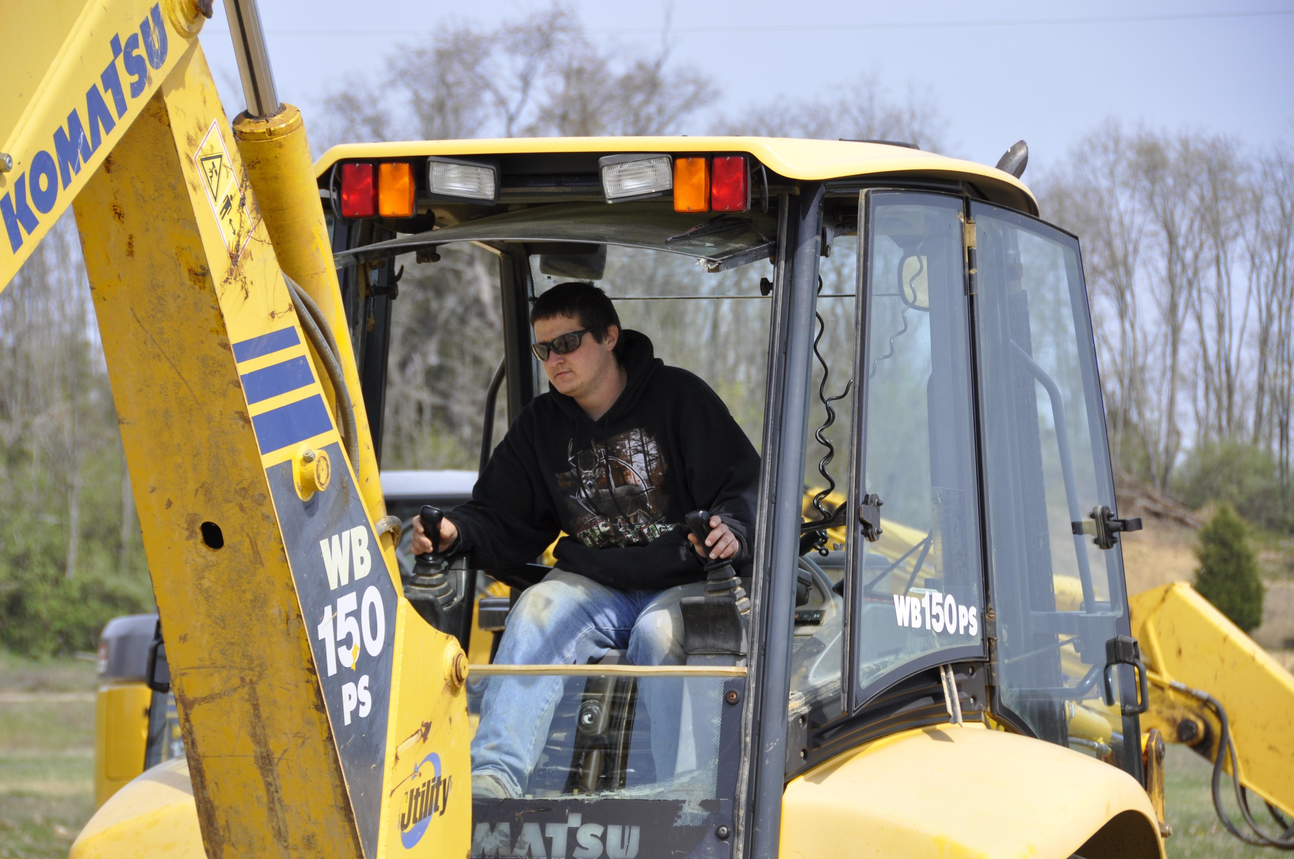 heavy equipment management degree | hocking college
