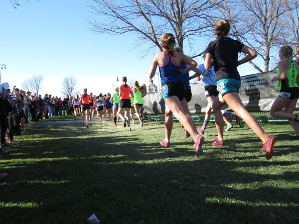 Womens Cross Country background