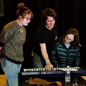 Students at Artista Rock School | Logan, Ohio | Artista Rock School to Headline Hocking College Homecoming Celebration
